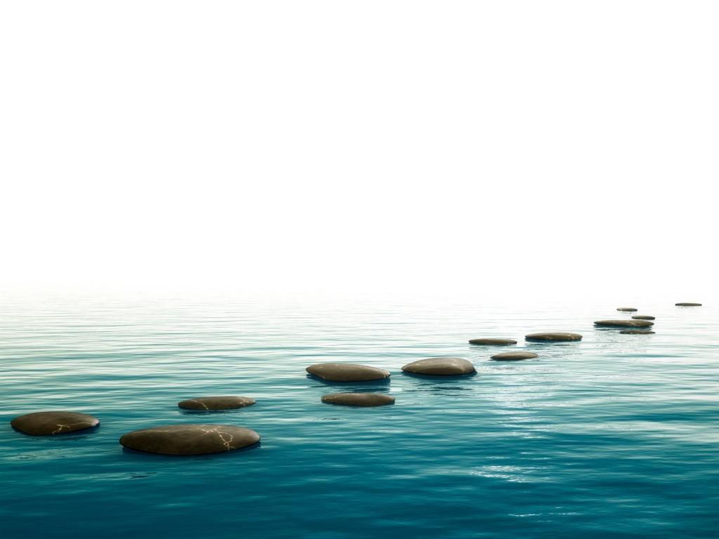 Step Stones (source: Deposit Photos)